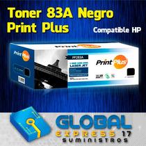 Toner Para Hp 83a Negro Cf283a Generico Print Plus M127nf