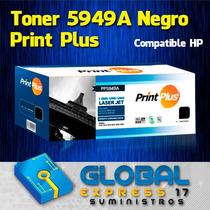 Toner Para Hp 49a Q5949a Generico Print Plus 1160 1320 3390