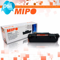 Toner Hp 36 36a 436 Cb436a Para Impresoras P1505 P1522