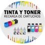 Recarga De Toner Hp Serie 128a Serv Profesional 20 Minutos