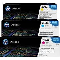 Toner Hp 304a (cc531a,cc532a,cc533a) Colores