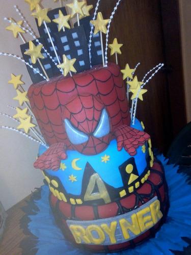 Tortas Decoradas Fondant Gelatinas Fiestas Infantiles