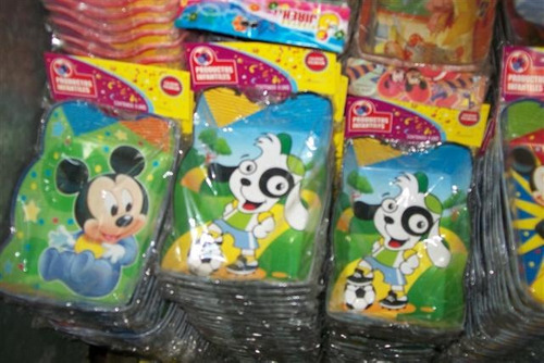 Tortera Mickey Minnie Doki Diego Pony Basketboll Toy Story