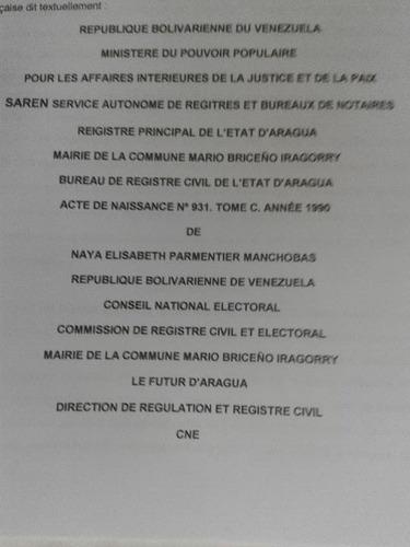 Traducciones Certificadas. Documentos Legales