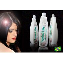 Cirugía Capilar Tropical Liss Efecto Brillo 3d, Kit De 2 Oz