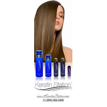 Keratina Keratin Station Original Sabor Chocolate