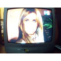 Televisor 21 Pulgada Phillips Como Nuevo Caracas Nunca Repar