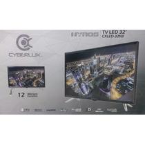 Tv Cyberlux Led . Filtro 3d De 32 Nuevo En Su Caja