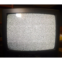 Televisor Daewoo 21 Pulgadas Color Negro