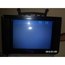 Espectacular Televisor De 21 Pulgas Ultraslim