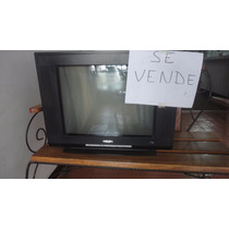 Televisor Plano Philips Ultra Slim. 21pt94678/78, Vhf + Uhf.