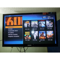 Combo Tv 3d Samsung De 43 + Blue Ray Lg 3d + Dos Lentes 3d