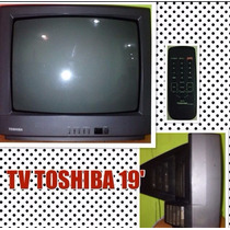 Televisor Convencional Toshiba 19
