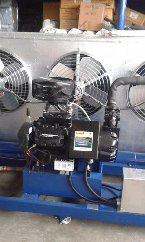 Unidades Condensadoras 30 Hp Semisemiselladas Congelación