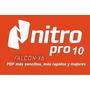 Nitro Pro 10 Convierte, Crea Y Edita Archivos Pdf Word Y Mas