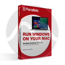 Tienda - Parallels Desktop 10 Windows 10, 8 O 7 En Su Mac