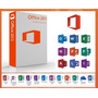 Office Professional Plus 2013 Español X86 X64