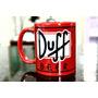 Taza Duff Beer De Los Simpsons