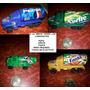 Camiones De Plástico De Pepsi Fanta Y Sprite De Colección