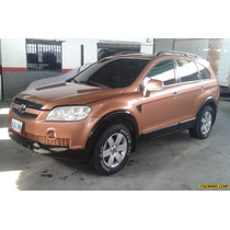 Chocados Chevrolet Captiva