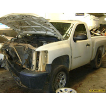 Chocados Chevrolet Silverado