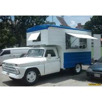 Camiones Cavas Chasis - Sincronico 1964