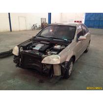 Chocados Chevrolet Optra 2007