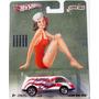 Hot Wheels - Dream Van Xgw - Nose Art, Ruedas De Goma E:1/64