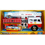 Tonka Mighty Motorized Fire Engine Con Luces Y Sonidos - Vlf