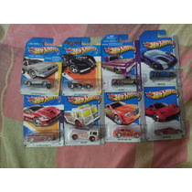 Carritos Hotweel Combo Coleccion 32 Carritos Originales