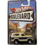 Hot Wheels Boulevard - Ford Bronco - Ruedas De Goma, E:1/64