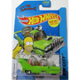 Hot Wheels 2014 The Homer, Los Simpsons, Escala 1:64