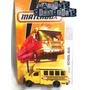 Gmc School Bus Matchbox Escala 1/64