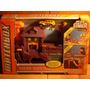 Pista Matchbox Cliff Hanger. Haunted. Casa Embrujada. Mattel