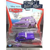 Don Crumlin Cars 2 Original Mattel
