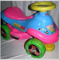 Carro Montable Con Baul Para Niños Niñas Navidad Regalo