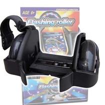 Patines Flashing Roller Skate Ruedas De Led Luminosa
