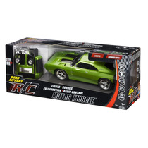 Carro R/c Motor Muscle Dodge Charger Daytona