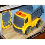 Camión Volteo R/c Para Niños. Mini Series Hot