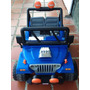 Carro Jeep Fisher-price
