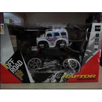 Carro Radio Control Off Road Raptor Cross-country