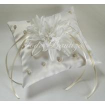 Cojin,almohada,anillos,aros,arras,boda,matrimonio,14 Modelos