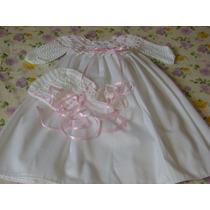 Faldellines En Crochet Tejidos A Mano Para Bebes Bautizos