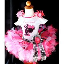 Tutu De Minnie Vestido Minnie Conjuntos Minnie