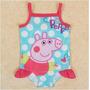 Peppa Pig Traje De Baño De Pelotas 2t