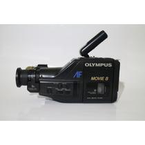 Camara Filmadora 8mm. Marca Olympus Japonesa Video 8