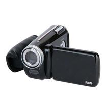 Videocámara Portátil Rca Digital Zoom 4x,salid Tv,1.44 Lcd