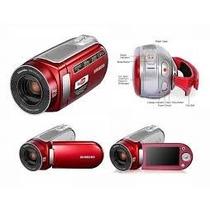 Cámara De Video Samsung Sc-mx20r Flash Memory