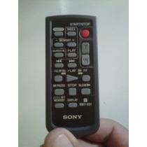 Control Remoto Camara Handican Sony Modelo Rmt-831