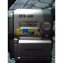 Camara Filmadora Dvx-600 Utech De 12 Mp
